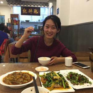 InternChina - Cassie-Chinesefood