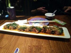 InternChina- Chinese Food