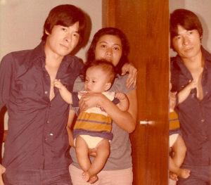 InternChina -Erika's Parents