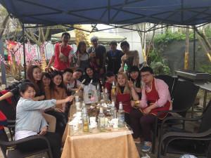InternChina-Internship-Barbecue