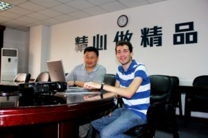 InternChina - Internship experience