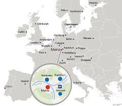InternChina-Mainz in Europa