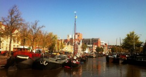 InternChina - My favorite view of Groningen