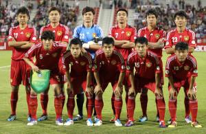 InternChina - National Football Team