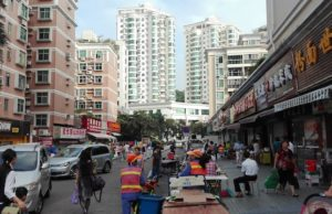 InternChina - Zhuhai Street