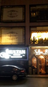 InternChina - Sultan restuarant in Guangzhou