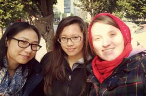 InternChina - The IC girls
