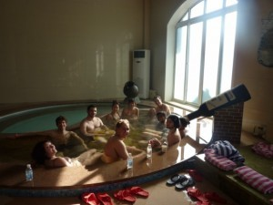 InternChina-Visiting-the-bath-house-in-Jimo