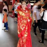 InternChina - Yuanming Palace Costume