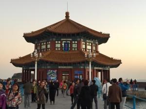 InternChina-Zhanqiao-Pier