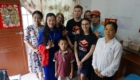 InternChina staff and CPAZ visit a family home of a bursary recipient