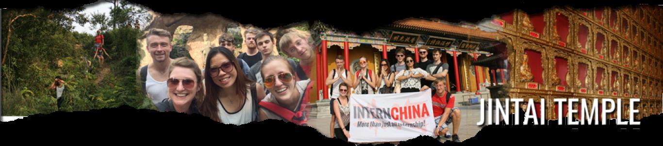 InternChina JINTAI TEMPLE AND HOTSPRINGS ZHUHAI