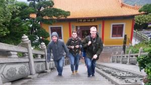 InternChina - Stairwell to Heaven