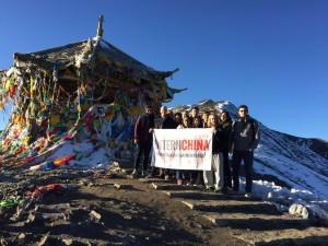 InternChina Chengdu Trip Kangding Mountain