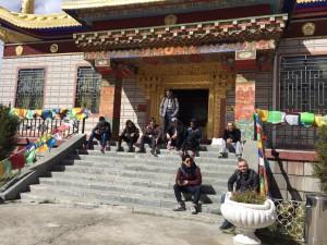 InternChina Chengdu Kangding city Zhilam Hostel
