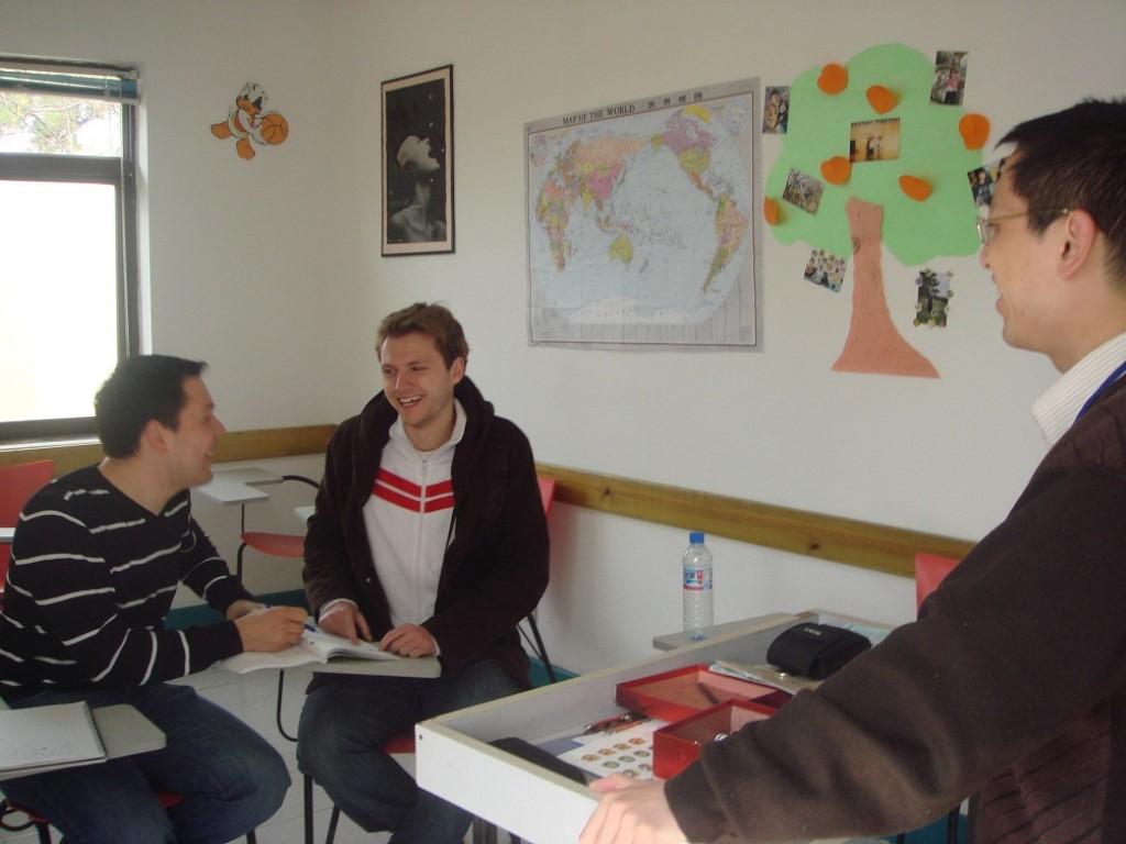 Language Classes at our Language School