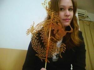 InternChina -Me and my Sugar Dragon 2012