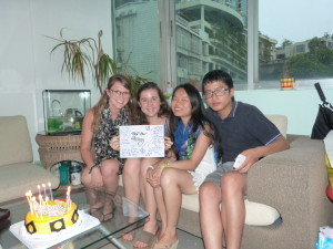 Internchina - Last day in the office!