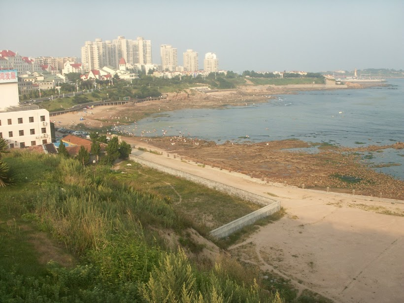 InternChina - on the way to work in Qingdao