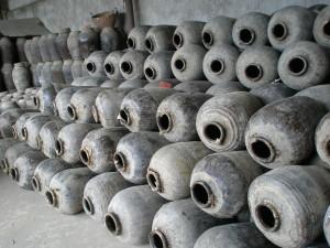 InternChina - Chinese rice wine urns