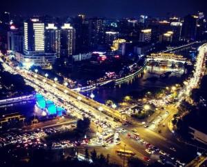 InternChina Chengdu Anshun Bridge