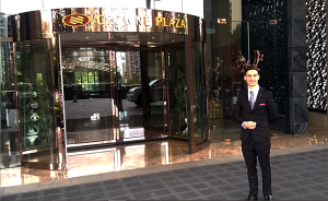 InternChina - Reference Video Crowne Plaza Panda Garden