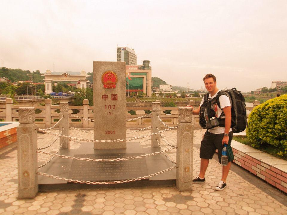 Vietnam  China border