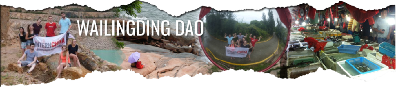 InternChina - Wailingding Dao