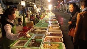 InternChina - Wanzai Seafood Street Zhuhai