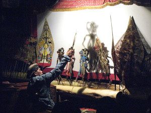 InternChina - Wayang Kulit Indonesia, Yogyakarta
