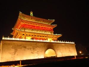 InternChina - Xi'an's belltower
