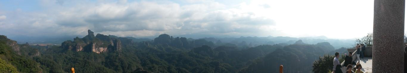 InternChina - Zhanglao Peak