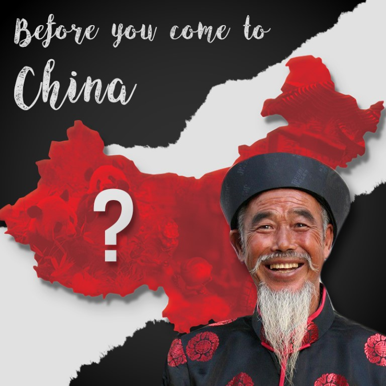before you come to china