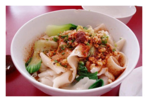 Biangbiang noodles