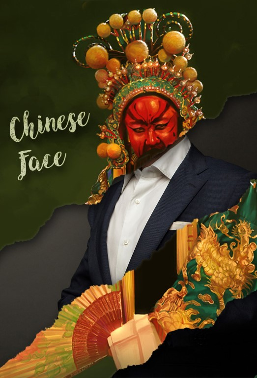 chinese face