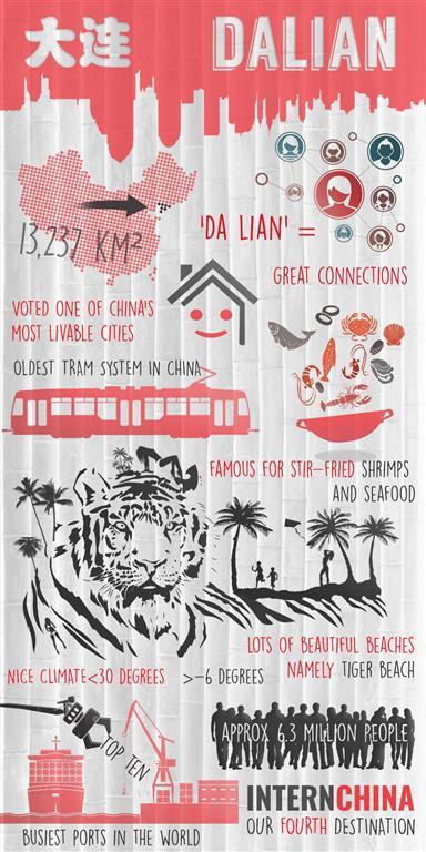 Dalian infographic