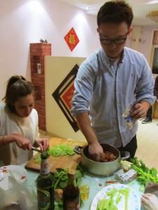 dumpling meat Fillings