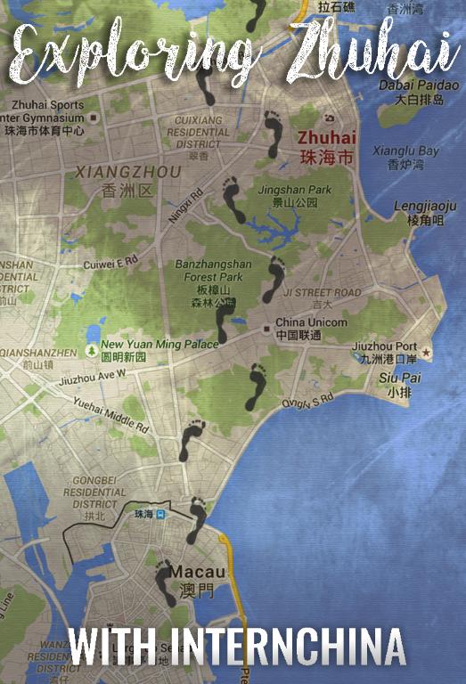 exploring zhuhai