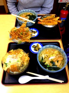 great japanese food