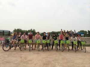 Internchina bike gang