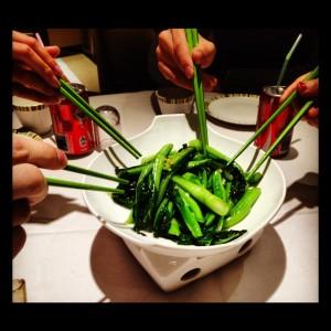 InternChina - sharing Chinese food