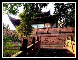 InternChina - Daoist temple in Chengdu