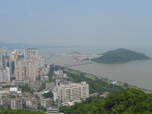 view of zhuhai