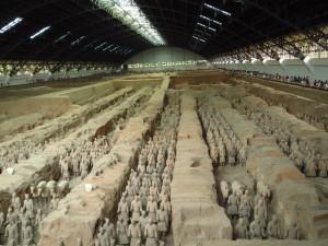 InternChina - Terracotta warriors
